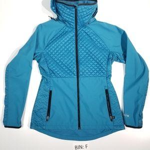 Burton Process M Thermolite Blue ski jacket :F